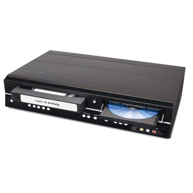 VHS sur DVD